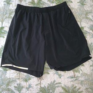 Lululemon Surge Shorts